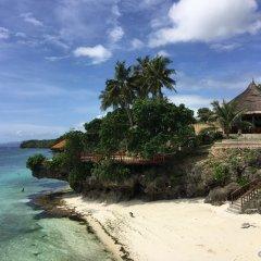 Отель East Coast White Sand Resort Филиппины, Анда - отзывы, цены и фото номеров - забронировать отель East Coast White Sand Resort онлайн пляж фото 2