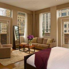 Отель Renaissance New York Hotel 57 США, Нью-Йорк - отзывы, цены и фото номеров - забронировать отель Renaissance New York Hotel 57 онлайн комната для гостей фото 4