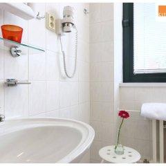 Отель City Apart Brno Брно ванная