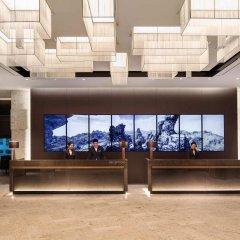 Отель Courtyard by Marriott Seoul Namdaemun Южная Корея, Сеул - отзывы, цены и фото номеров - забронировать отель Courtyard by Marriott Seoul Namdaemun онлайн интерьер отеля