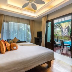 Отель Ravindra Beach Resort And Spa комната для гостей фото 15