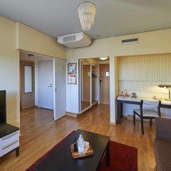 Отель Scandic Helsinki Aviacongress комната для гостей фото 5