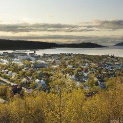 Отель Rica Hotel Kirkenes Норвегия, Киркенес - отзывы, цены и фото номеров - забронировать отель Rica Hotel Kirkenes онлайн пляж