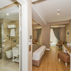 Hanna Hotel ванная