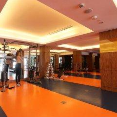 Отель Legacy Suites Sukhumvit by Compass Hospitality Таиланд, Бангкок - 2 отзыва об отеле, цены и фото номеров - забронировать отель Legacy Suites Sukhumvit by Compass Hospitality онлайн фитнесс-зал фото 3