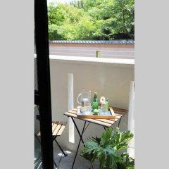 Отель Obri VII Hakata балкон