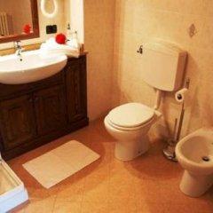 Отель Affittacamere Il Contadino Поллейн ванная