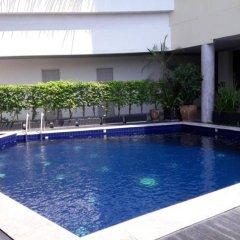 Отель Garden Paradise Hotel & Serviced Apartment Таиланд, Паттайя - отзывы, цены и фото номеров - забронировать отель Garden Paradise Hotel & Serviced Apartment онлайн бассейн фото 3