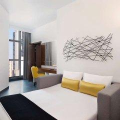 Отель TRYP by Wyndham Dubai ОАЭ, Дубай - 5 отзывов об отеле, цены и фото номеров - забронировать отель TRYP by Wyndham Dubai онлайн комната для гостей фото 5