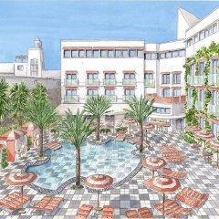 Отель The Plymouth South Beach с домашними животными