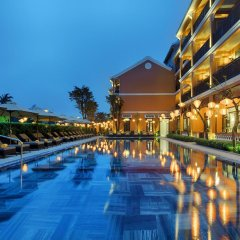 Allegro Hoi An. A Little Luxury Hotel & Spa бассейн фото 3