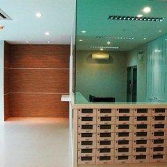 Апартаменты Bangkok Living Apartment Бангкок сауна