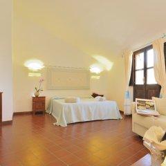 Отель Arbatax Park Resort Borgo Cala Moresca в номере фото 2