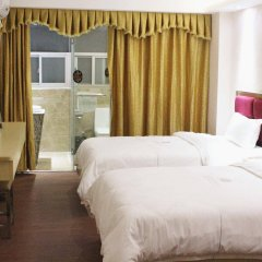 Отель Fangjie Yindu Inn комната для гостей фото 3
