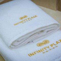 Гостиница Infinity Plaza Hotel Казахстан, Атырау - отзывы, цены и фото номеров - забронировать гостиницу Infinity Plaza Hotel онлайн ванная фото 2