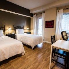 Отель ByWard Blue Inn Канада, Оттава - отзывы, цены и фото номеров - забронировать отель ByWard Blue Inn онлайн комната для гостей фото 2