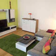 Отель GAL Apartments Vienna Австрия, Вена - отзывы, цены и фото номеров - забронировать отель GAL Apartments Vienna онлайн комната для гостей фото 3