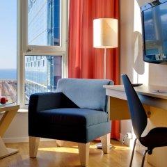Отель Park Inn by Radisson Malmö Швеция, Мальме - 3 отзыва об отеле, цены и фото номеров - забронировать отель Park Inn by Radisson Malmö онлайн фото 2