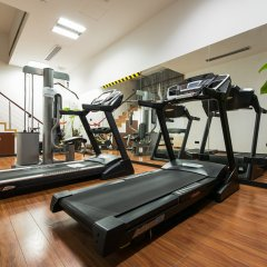 SSAW Boutique Hotel Shanghai Bund(Narada Boutique YuGarden) фитнесс-зал