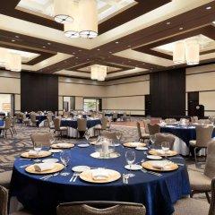Отель Hilton Columbus/Polaris США, Колумбус - отзывы, цены и фото номеров - забронировать отель Hilton Columbus/Polaris онлайн помещение для мероприятий фото 2