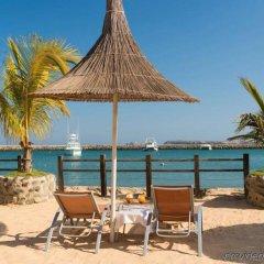 Отель Terrou-Bi Beach & Casino Resort пляж