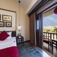 Little Hoian Boutique Hotel & Spa Хойан комната для гостей фото 4