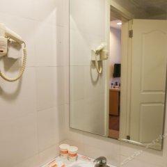 Отель Home Inn (Xi'an Qujiang Exhibition Center, Shaanxi Normal University) Китай, Сиань - отзывы, цены и фото номеров - забронировать отель Home Inn (Xi'an Qujiang Exhibition Center, Shaanxi Normal University) онлайн ванная фото 2