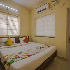 Отель OYO 13767 Home Exotic Pool View 3BHK Anjuna Гоа комната для гостей фото 4