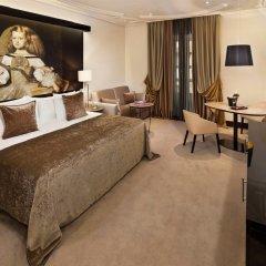 Отель Gran Melia Palacio De Los Duques Испания, Мадрид - 2 отзыва об отеле, цены и фото номеров - забронировать отель Gran Melia Palacio De Los Duques онлайн комната для гостей фото 5