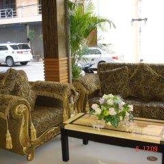 Отель SM Resort Phuket Пхукет парковка