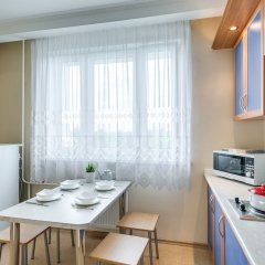 Апартаменты OREKHOVO APARTMENTS with two bedrooms near Tsaritsyno park в номере