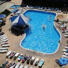 Отель PS Summer Dreams Болгария, Солнечный берег - отзывы, цены и фото номеров - забронировать отель PS Summer Dreams онлайн бассейн