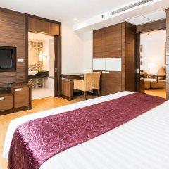 Отель Legacy Suites Sukhumvit by Compass Hospitality Таиланд, Бангкок - 2 отзыва об отеле, цены и фото номеров - забронировать отель Legacy Suites Sukhumvit by Compass Hospitality онлайн удобства в номере