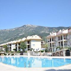Pinara Apartments 9 Турция, Олудениз - отзывы, цены и фото номеров - забронировать отель Pinara Apartments 9 онлайн бассейн