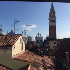 Отель Venice San Marco Suite Италия, Венеция - отзывы, цены и фото номеров - забронировать отель Venice San Marco Suite онлайн балкон
