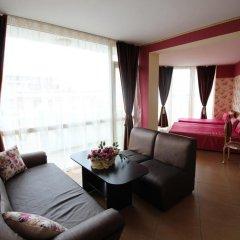 Отель Eden Болгария, Свети Влас - отзывы, цены и фото номеров - забронировать отель Eden онлайн комната для гостей фото 3