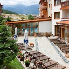 Отель Saint Ivan Rilski Hotel & Apartments Болгария, Банско - отзывы, цены и фото номеров - забронировать отель Saint Ivan Rilski Hotel & Apartments онлайн балкон
