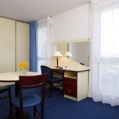 Отель Appart'City Lyon Villeurbanne комната для гостей
