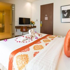 Отель On8 Sukhumvit Nana Bangkok By Compass Hospitality Бангкок комната для гостей фото 4