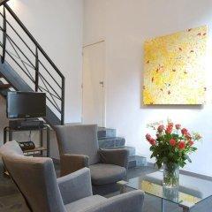 Отель Azimut Flathotel Aparthotel Бельгия, Брюссель - отзывы, цены и фото номеров - забронировать отель Azimut Flathotel Aparthotel онлайн интерьер отеля фото 3