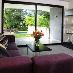 Отель Pure All Suites Riviera Maya Плая-дель-Кармен комната для гостей фото 3