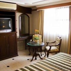 Отель Casino Plaza Гвадалахара комната для гостей фото 3