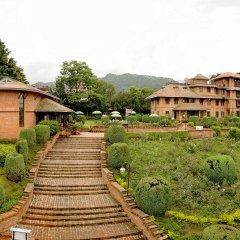 Отель Godavari Village Resort Непал, Лалитпур - отзывы, цены и фото номеров - забронировать отель Godavari Village Resort онлайн приотельная территория