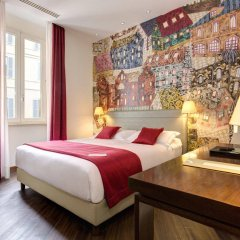 Отель Nazionale Италия, Рим - 4 отзыва об отеле, цены и фото номеров - забронировать отель Nazionale онлайн комната для гостей фото 3