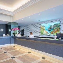 Luna Hotel Da Oura интерьер отеля фото 3