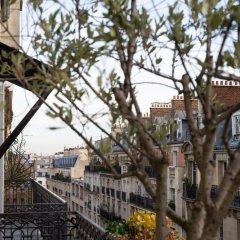 Отель Bachaumont Франция, Париж - отзывы, цены и фото номеров - забронировать отель Bachaumont онлайн балкон