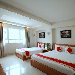 Lucky Star Hotel 146 Nguyen Trai комната для гостей фото 2