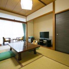 Отель Kinosato Yamanoyu Япония, Минамиогуни - отзывы, цены и фото номеров - забронировать отель Kinosato Yamanoyu онлайн комната для гостей фото 4
