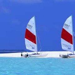 Отель Luckyhiya Hotel Мальдивы, Северный атолл Мале - отзывы, цены и фото номеров - забронировать отель Luckyhiya Hotel онлайн приотельная территория фото 2