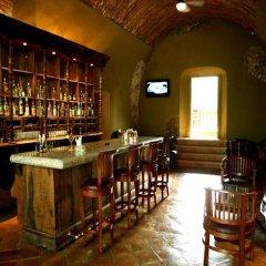 Отель Fiesta Americana Hacienda San Antonio El Puente Cuernavaca Ксочитепек гостиничный бар